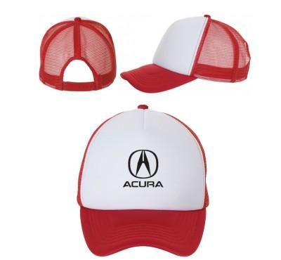 Бейсболка Acura на сетке