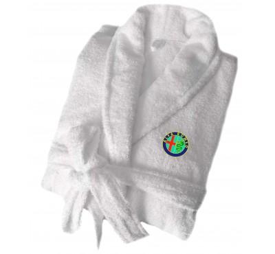 Alfa Romeo махровый халат