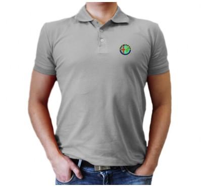 Рубашка Alfa Romeo поло