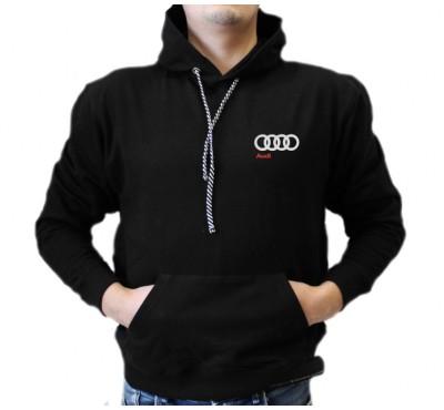 Толстовка Audi с капюшоном