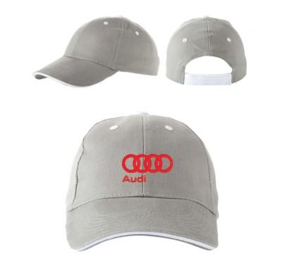 Бейсболка Audi new