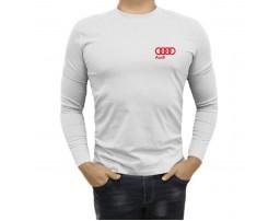 Футболка Audi с длинным рукавом