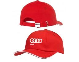 Бейсболка Audi cap