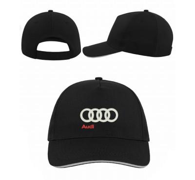 Бейсболка Audi star