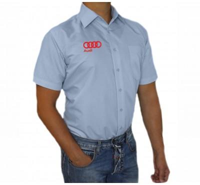 Рубашка Audi (короткий рукав)
