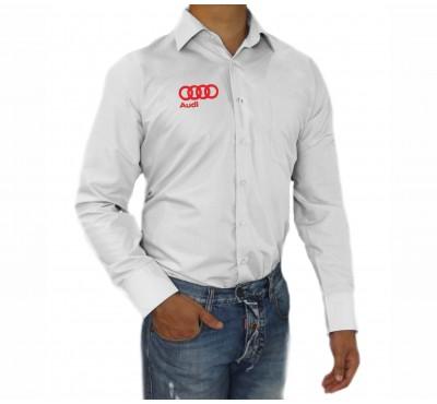 Рубашка Audi (длинный рукав) РАСПРОДАЖА