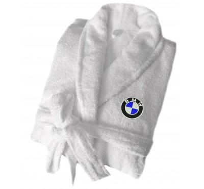 BMW махровый халат