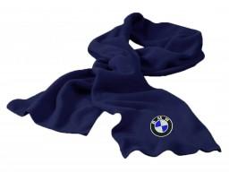 BMW шарф флисовый