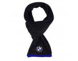 BMW шарф вязанный