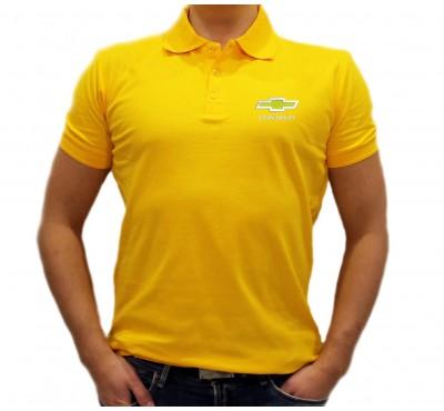 Рубашка Chevrolet поло