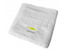 Chevrolet махровое полотенце