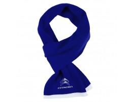 Citroen шарф вязанный