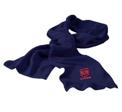 Dodge шарф флисовый