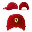 Бейсболка Ferrari new