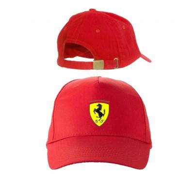 Бейсболка Ferrari