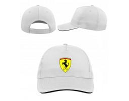 Бейсболка Ferrari star