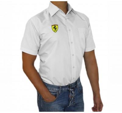 Рубашка FERRARI (короткий рукав)