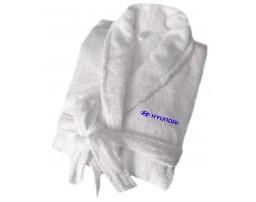 Hyundai махровый халат