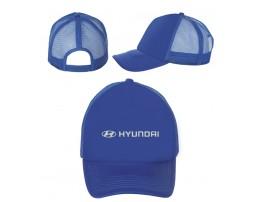Бейсболка Hyundai на сетке