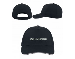 Бейсболка Hyundai star