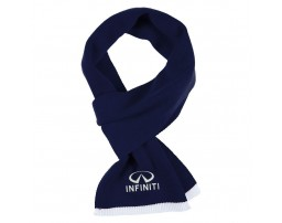 Infiniti шарф вязанный