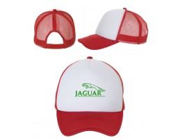 Бейсболка Jaguar на сетке