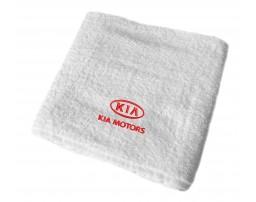 Kia махровое полотенце