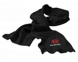 Kia шарф флисовый