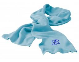 Lada шарф флисовый