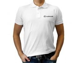 Рубашка Lexus поло