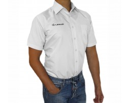 Рубашка Lexus (короткий рукав)