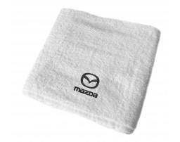 Mazda махровое полотенце