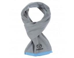 Mazda шарф вязанный