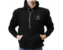 Толстовка Merсedes-Benz с капюшоном