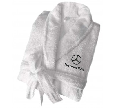 Mercedes-Benz махровый халат