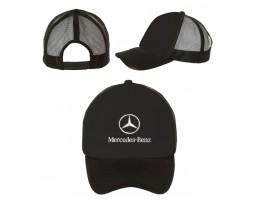 Бейсболка Mercedes-Benz на сетке