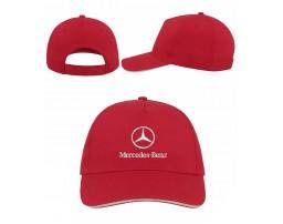 Бейсболка Mercedes-Benz star