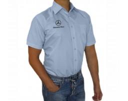 Рубашка Mercedes-Benz (короткий рукав)