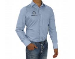 Рубашка Mercedes-Benz (длинный рукав)