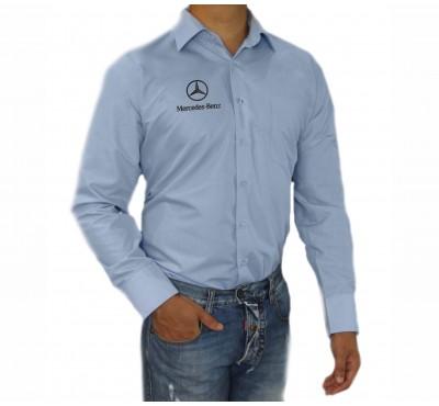 Рубашка Mercedes-Benz (длинный рукав) РАСПРОДАЖА