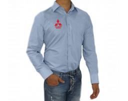Рубашка Mitsubishi (длинный рукав) РАСПРОДАЖА
