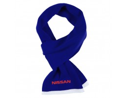 Nissan шарф вязанный