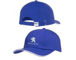 Бейсболка Peugeot cap