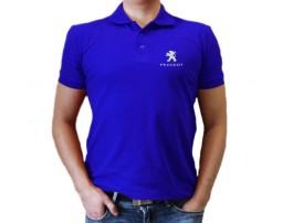 Рубашка Peugeot поло