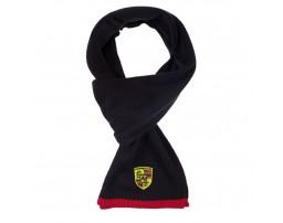 Porsche шарф вязанный