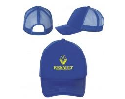 Бейсболка Renault на сетке