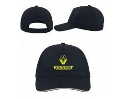 Бейсболка Renault star