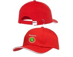 Бейсболка Skoda cap