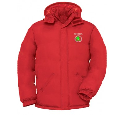 Куртка Skoda зимняя