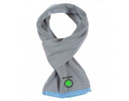 Skoda шарф вязанный